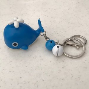 Accessories - Whale 🐳Keychain - absolutely adorable!!! NWT